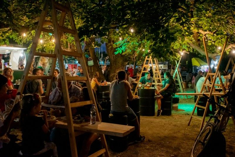 Бира, рок и много веселие на Младежкия хълм в Пловдив