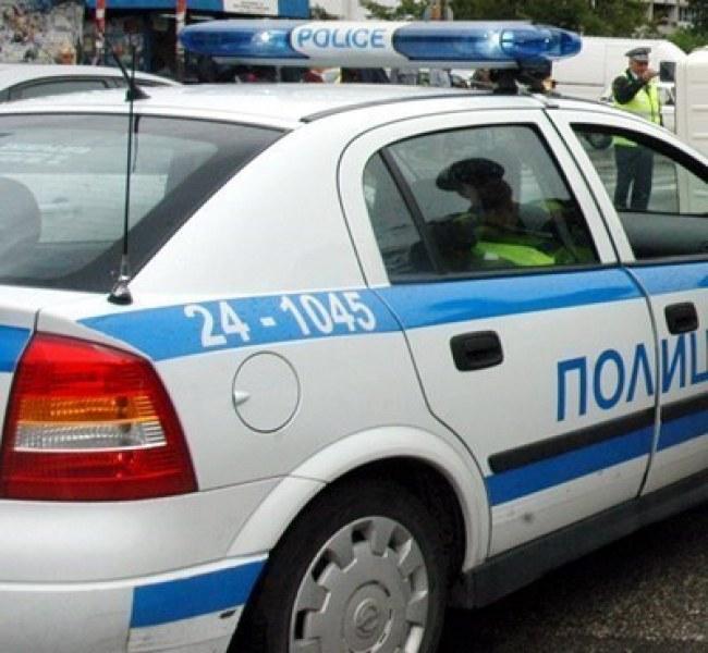 Катастрофа в Пловдив завърши с обиди и заплахи към полицията, мъж осъмна в ареста