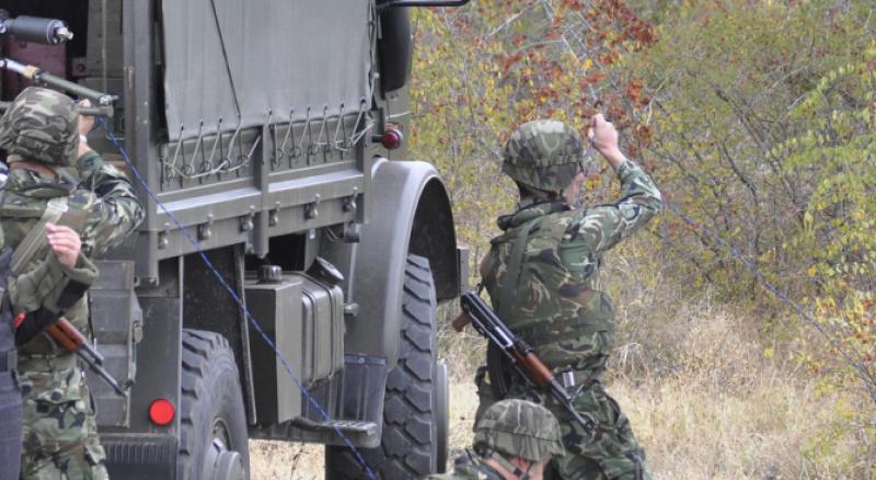 Мащабно тактическо учение събира 600 военни в Родопите