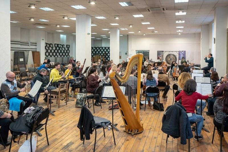Открит симфоничен концерт кани пловдивчани в Склад 2019