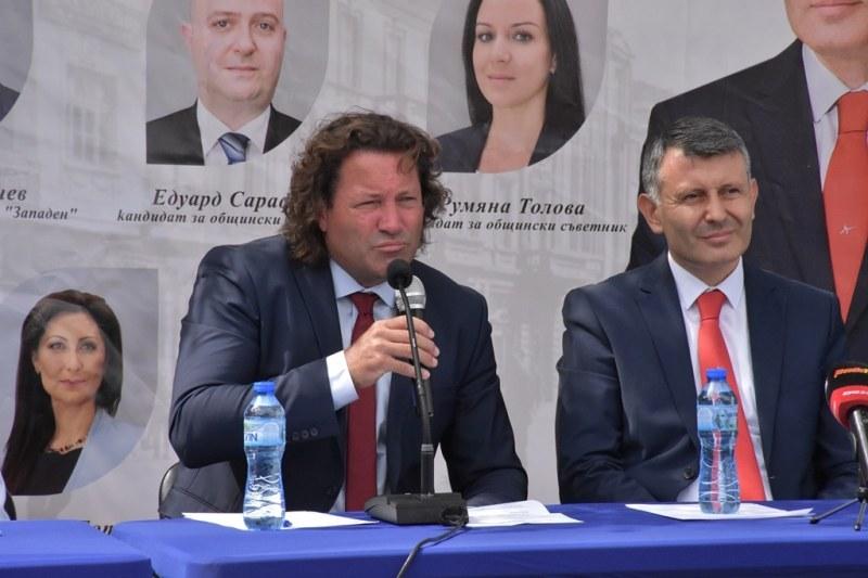 Кандидати за кметове осъдиха поредицата взривове от кариерите край Белащица