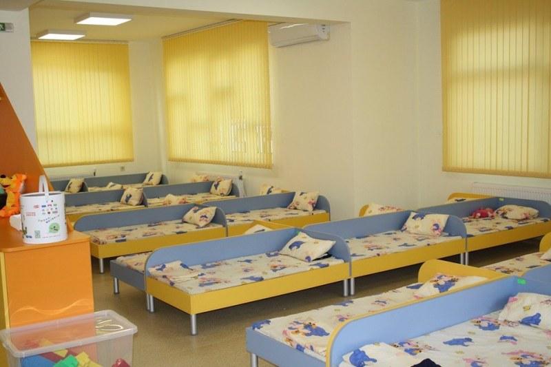 Ново крило с физкултурен салон официално откриха в детска градина в Раковски