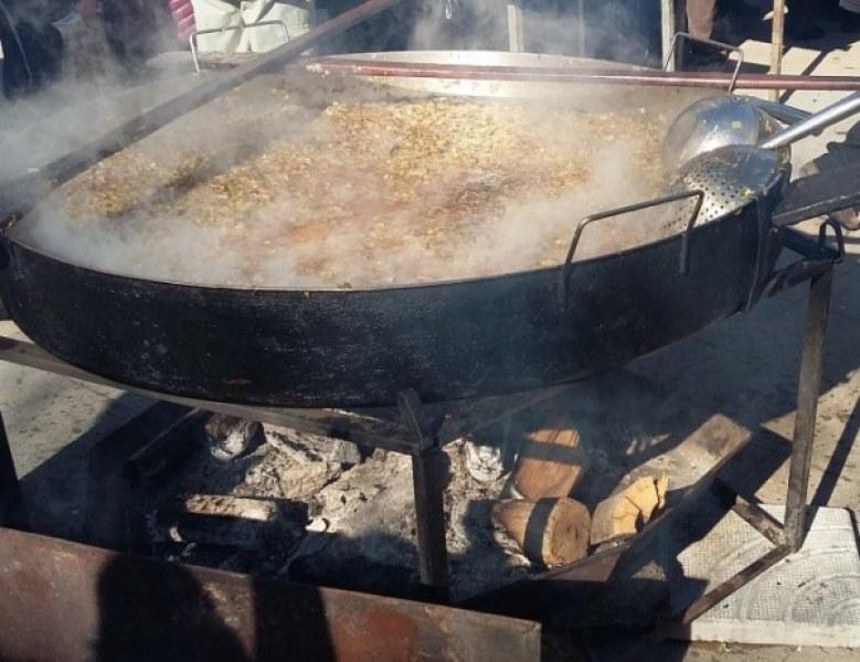 """500 порции традиционна гозба в """"Юнашкия тиган на България"""" приготвят на Фермер Експо Раковски 2019"""
