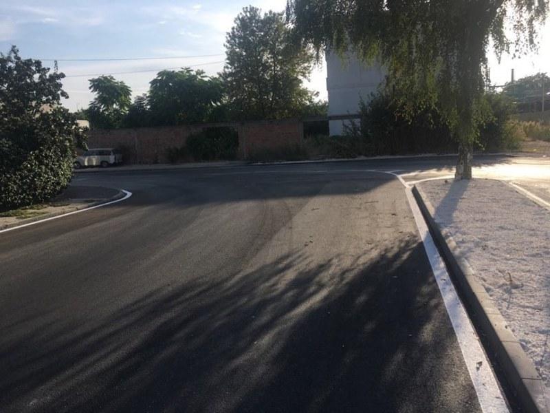 Затвори се кръгът от нови улици в Стамболийски, ремонтите в общината приключват за тази година