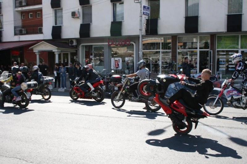 Рокери идват на събора в Сопот, рев на мотори разтърсва града