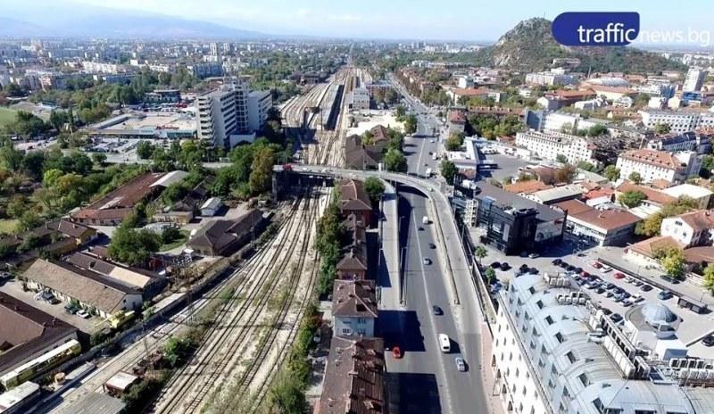 Ще бутат ли Бетонния мост преди да бъде пуснат пробива под Централна гара?