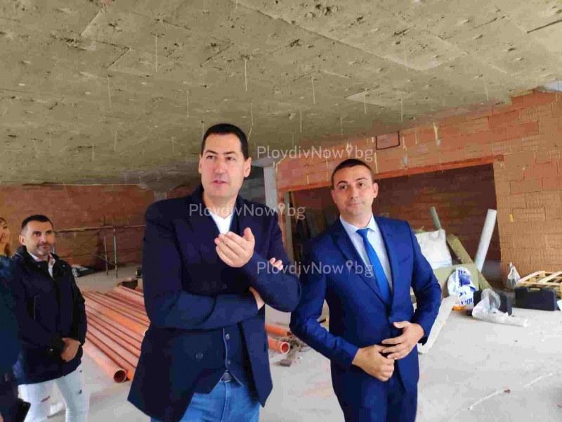 Обявиха кога ще е готов първият общински многоетажен паркинг е Пловдив, таксата - 50 лева на месец