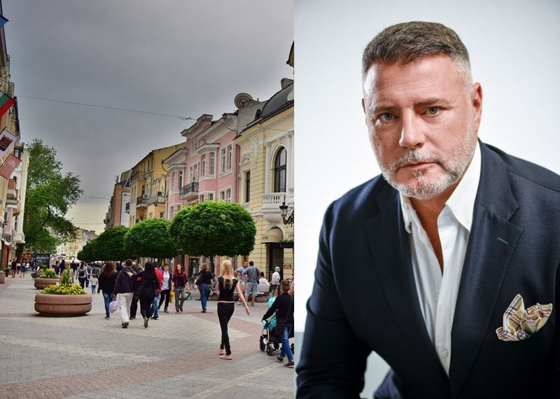 Опитни експерти, неопетнени в политиката, влизат в листата на Георги Колев в Пловдив