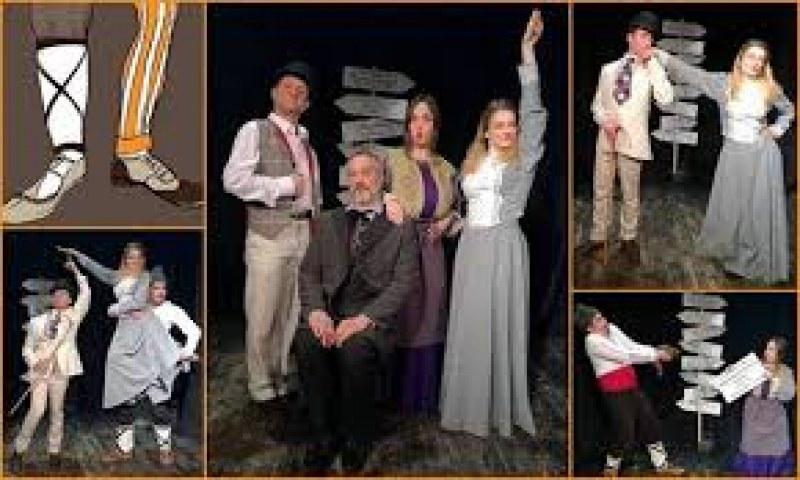 100-годишна българска комедия с вход свободен в Сопот, пиесата е много актуална и в наши дни