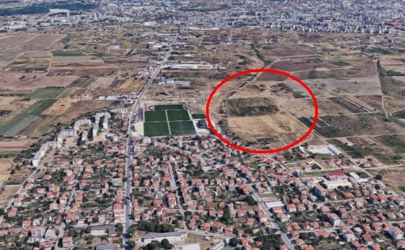 """Правят най-големия парк в район """"Южен"""" в Пловдив на площ от 34 дка"""