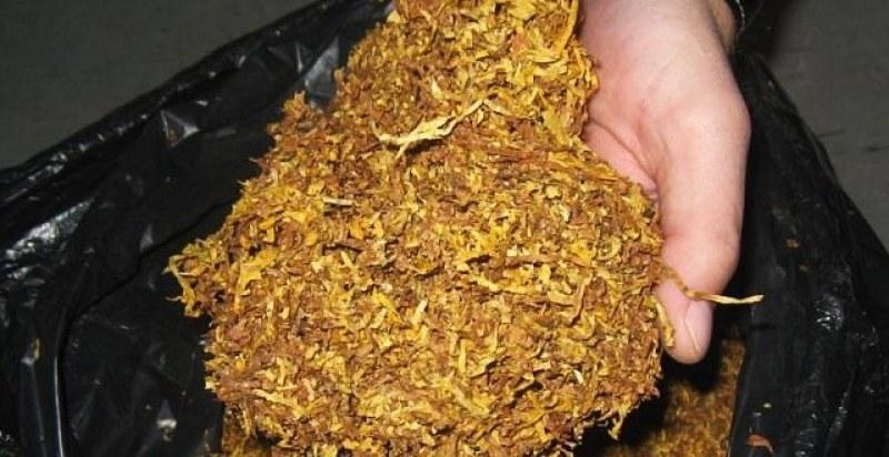 Четирима са арестувани в Цалапица! намериха 200 кг незаконен тютюн