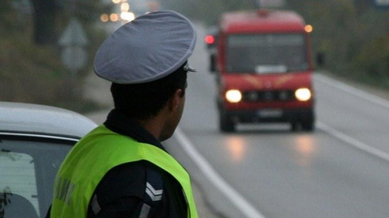 Акция по пътищата в Първомайско установи 123 нарушения само за ден