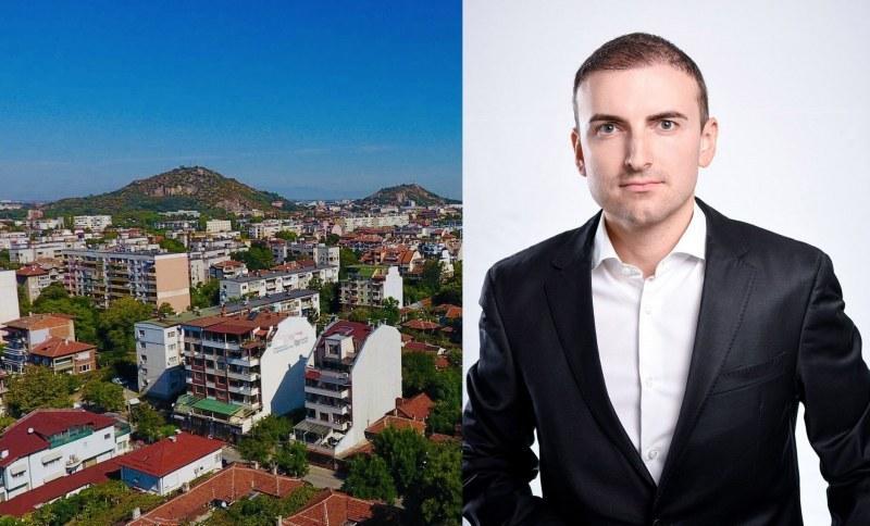 """Журналистът Илиян Велков обяви приоритетите от програмата си за район """"Южен"""". Какво ще направи като кмет?"""
