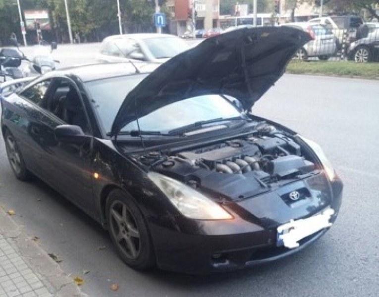 Пловдивската полиция спипа още един дрифтър, този път - от Костиево