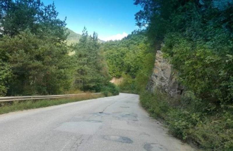 Затварят част от пътя край Кричим, обходният маршрут през Асеновград - Смолян