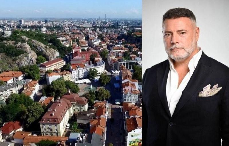 Георги Колев: Трябва да възстановим местата на пловдивската бохема, чужденците не се вълнуват от офиси