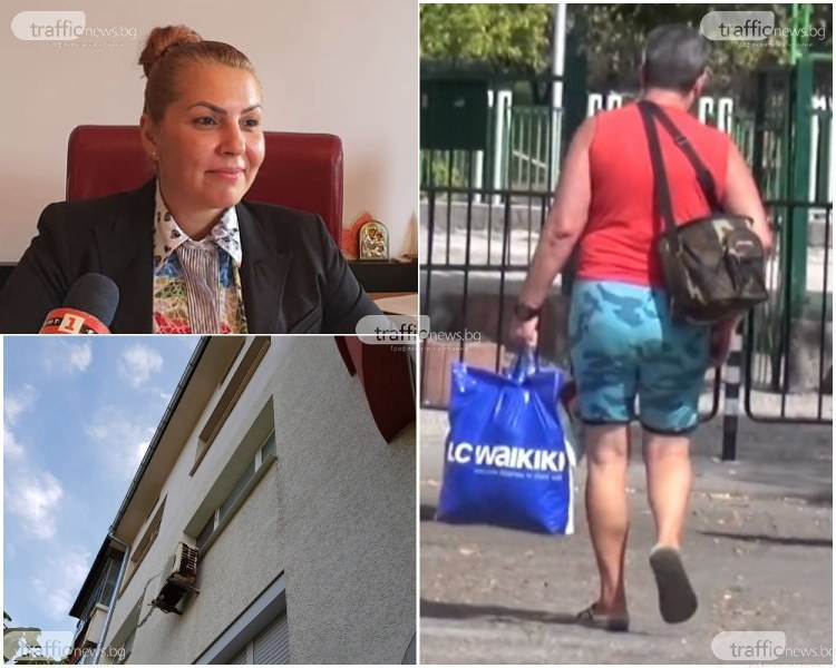 Малката Дария, която падна от 2-рия етаж, е върната на родителите си! Инцидент е заключението на ДСП-Пловдив