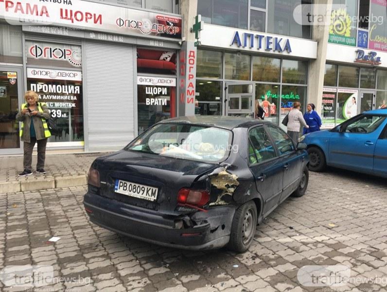 """Мъртвопиян шофьор с BMW помля 6 коли в ЖР """"Тракия"""""""