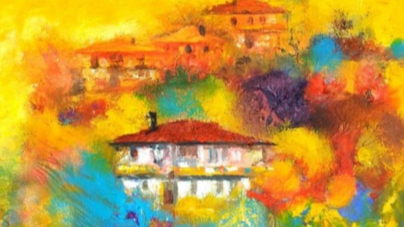 Македонският майстор на живописта Тасим Кадрия идва с изложба в Пловдив