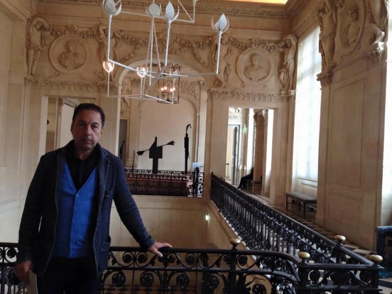 Пловдивски художник покорява престижния Есенен салон в Париж