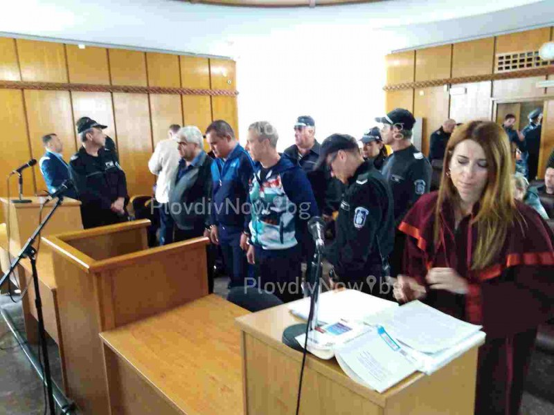 Прокурорът за задържаните от ДАИ: Трябваше да проявят отговорност към близките си, като се въздържат от престъпления