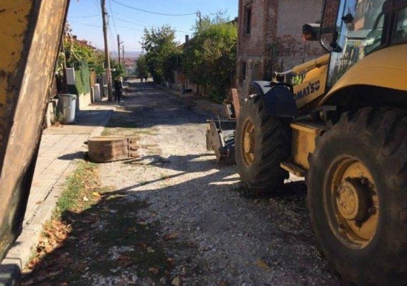 Ремонт стана причина за затваряне пътен участък в Куклен
