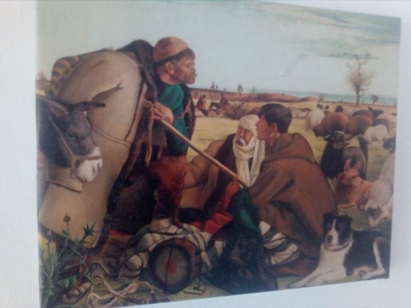Галерия показва картини на Златю Бояджиев в родното му Брезово