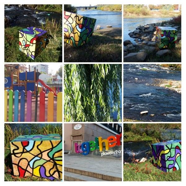 Работилница за рисуване и пеперудена станция канят малките пловдивчанчета на реката в събота