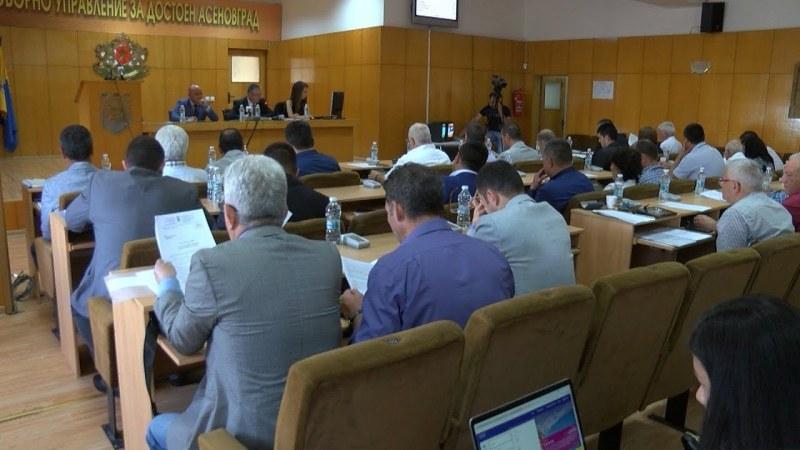 Пъстър Общински съвет в Асеновград, кандидат на ДПС - с най-много преференции