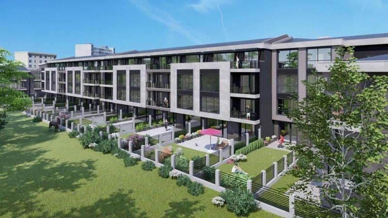 Изграждат огромен вътрешен парк в най-новата жилищна перла в Пловдив