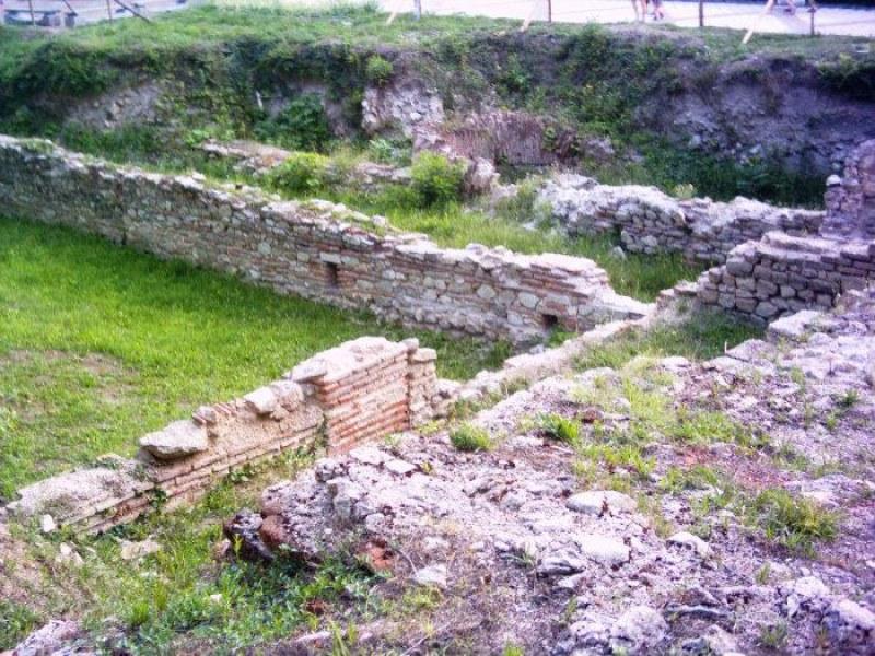 """Термите на античен Диоклецианопол в Хисаря спечелиха финансиране по """"Региони в растеж"""""""