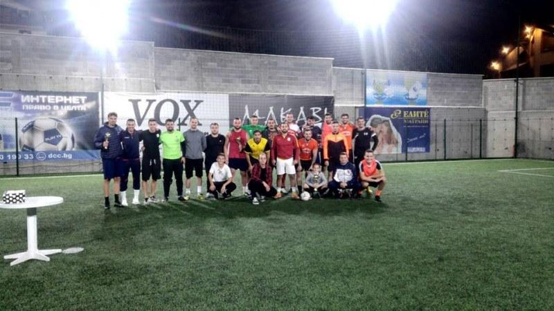 Близо 2000 лева събра благотворителният футболен турнир за Ники от Асеновград