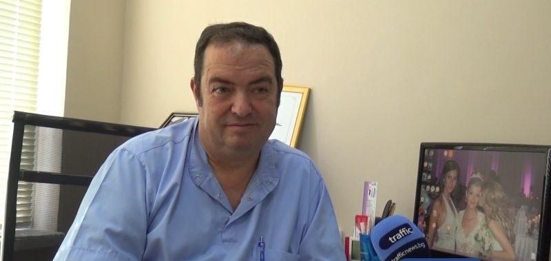 Проф. Шишков: Злоупотребата с анаболни препарати може да доведе до тумор на тестисите