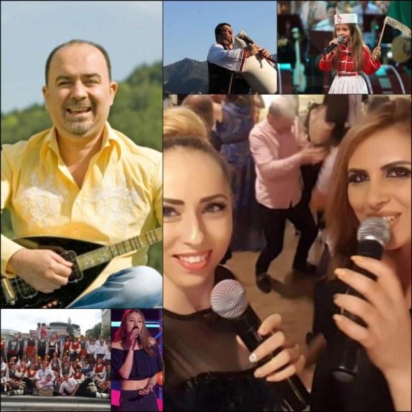 Орхан Мурад и приятели пеят на благотворително парти за Ники от Асеновград