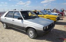 Рали пилоти и уникални ретро автомобили в Рено фестивала край Калояново