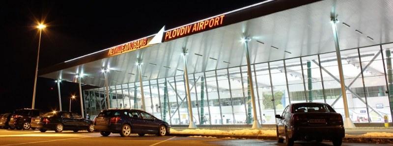 Инвестиционен фонд от Абу Даби иска Летище Пловдив, превръща в го в хранителен хъб на Балканите