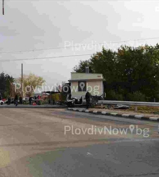 Гледат днес мярката за неотклонение на кантонера, обвинен за тежката катастрофа край Асеновград