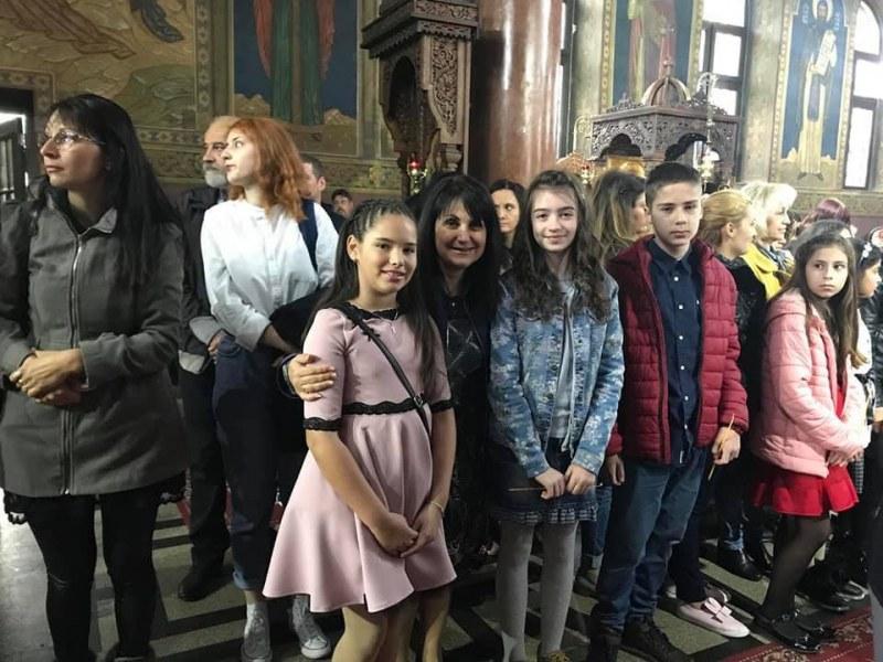 Деца от Белозем обраха наградите на конкурс за празника на християнското семейство