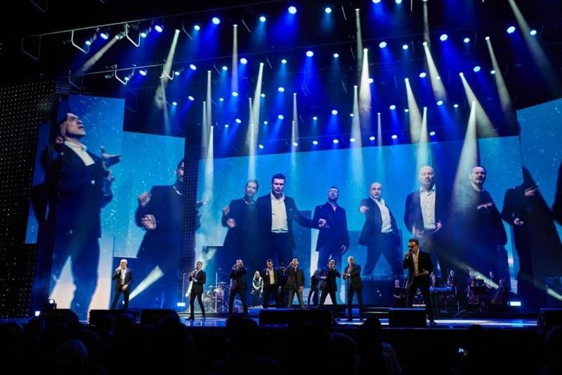 Известният руски мъжки Турецкий хор се връща в Пловдив да пее на 10 езика