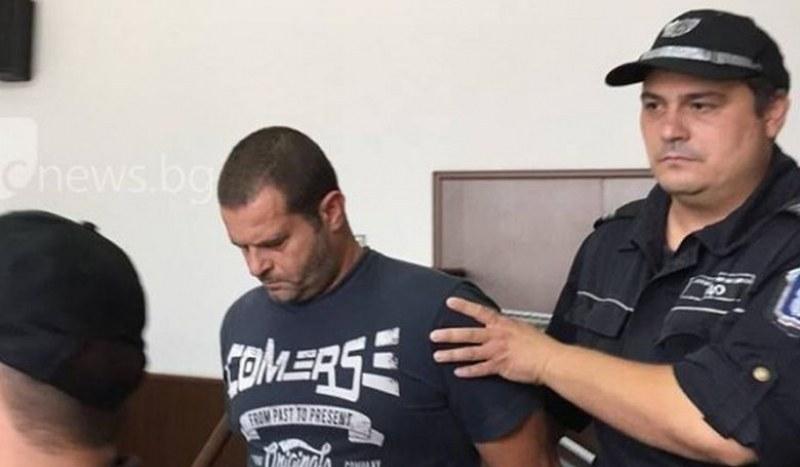 Илия, който уби и изнасили доцента от института в Садово, днес ще чуе присъдата си