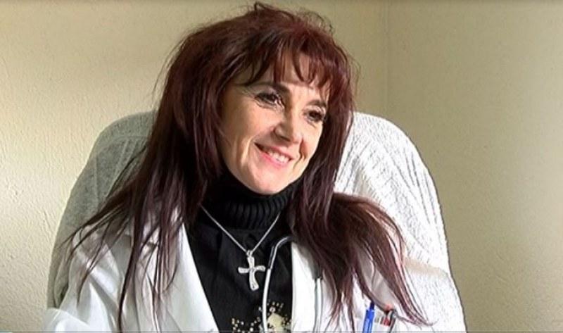 """Докторка от село Крумово удостоена с високия приз """"Семеен лекар за 2019"""""""
