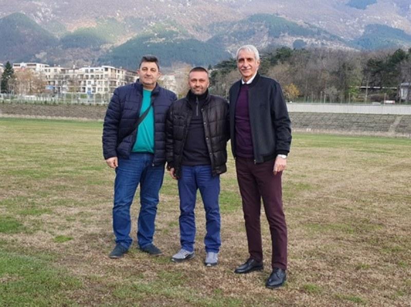 Нов старши треньор оглави футболния отбор на Карлово
