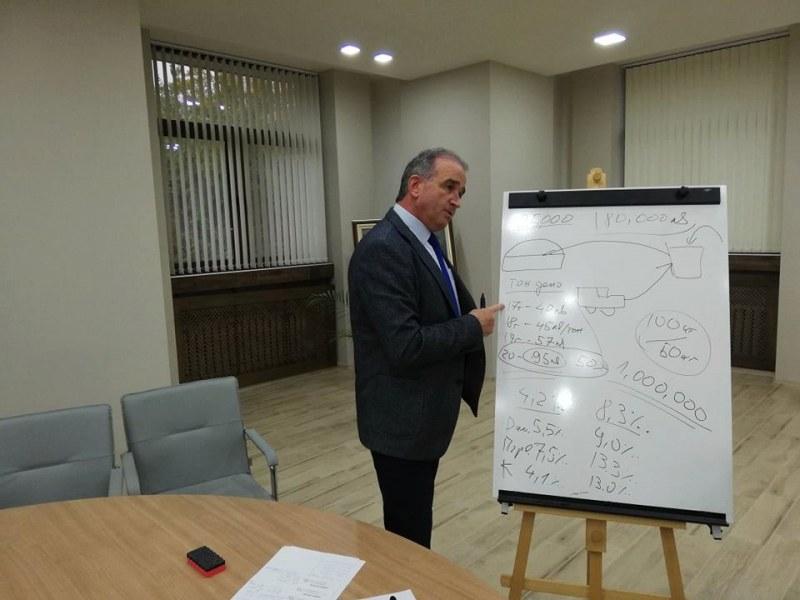 Кметът на Асеновград: Ще се опитаме повишаването на такса смет да бъде поносимо