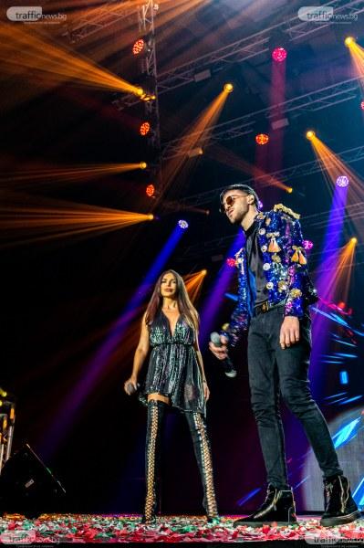 Пловдив дълго ще помни концерта в Колодрума: Атрактивни визии, лайф изпълнения и бурни овации