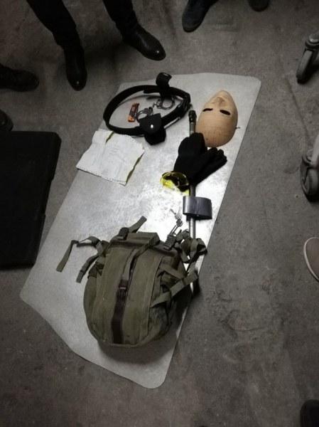 Прокуратурата в Асеновград  погна маскираните апаши, задигнали 20 бона от магазин