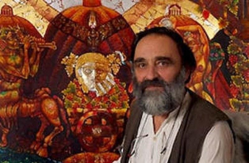 Вълчан Петров с коледна изложба за ценителите в родния си град Хисаря