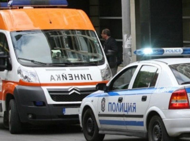 Кола блъсна пешеходка в Асеновград