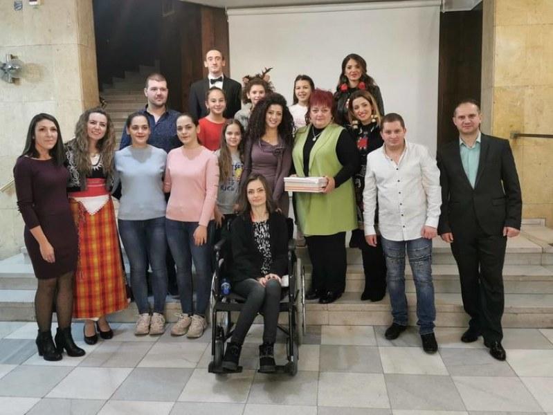 Над 1300 лева събра благотворителният концерт в подкрепа на Лизавета от Асеновград
