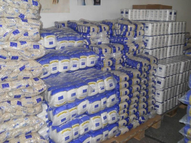 """БЧК започва раздаването на хранителни продукти в """"Тракия"""" от понеделник"""