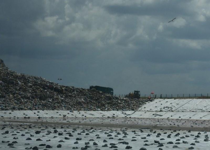 Отварят площадката за безплатно депониране на отпадъци в Асеновград